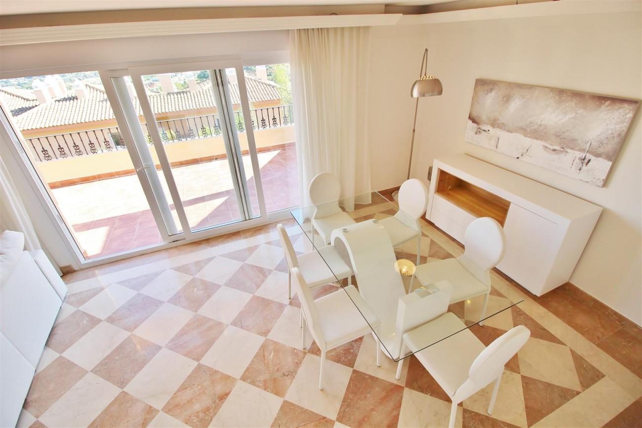 Beautiful 2 Beds Penthouse Duplex for rent Nueva Andalucia Marbella Spain (36) (Large)