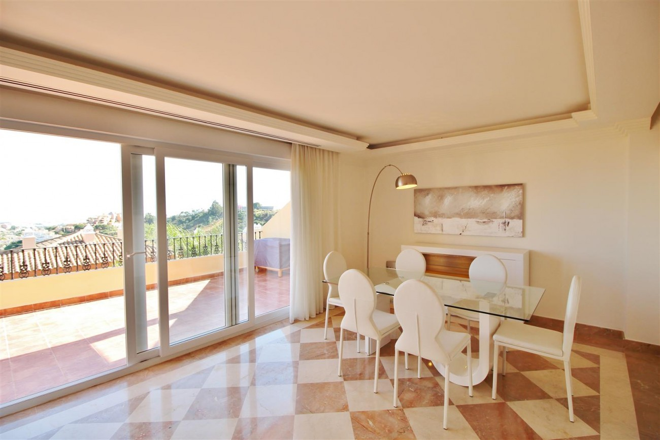 Beautiful 2 Beds Penthouse Duplex for rent Nueva Andalucia Marbella Spain (39) (Large)