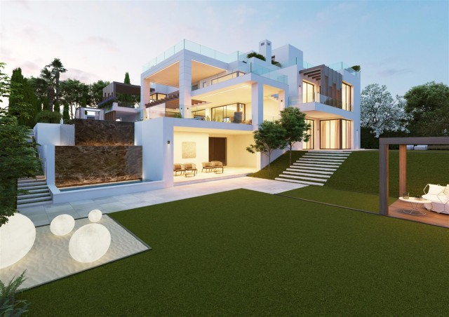 New Development for Sale - 3.950.000€ - Benahavís, Costa del Sol - Ref: 5887