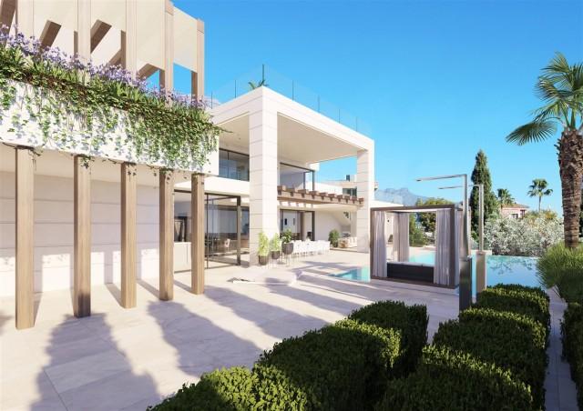 Luxury Contemporary Villa for sale Benahavis Spain (3) (Large)