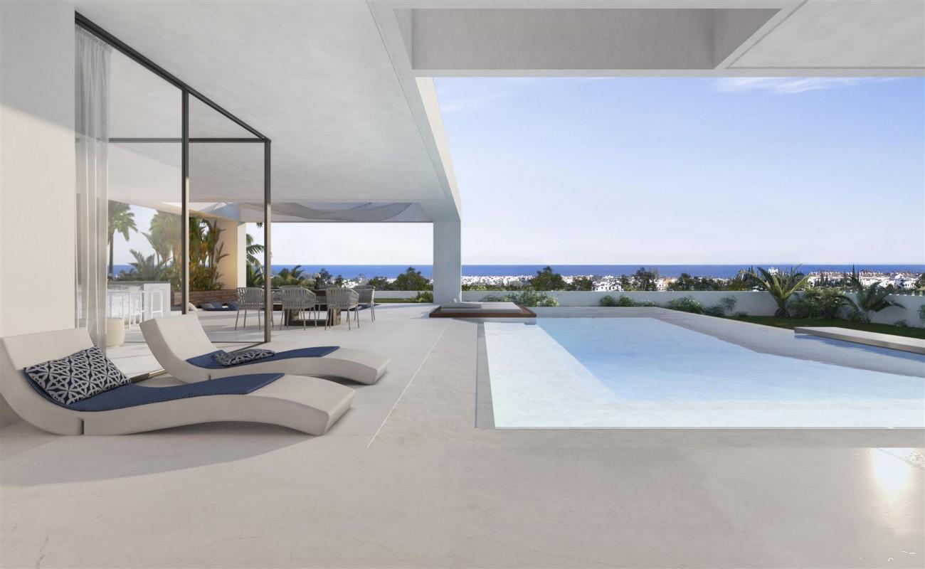 Modern Contemporary Villa development for sale Estepona Spain (2) (Large)