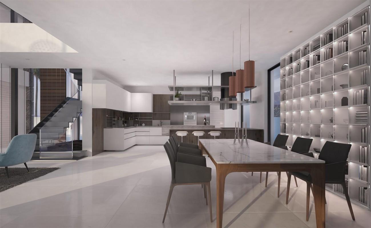 Modern Contemporary Villa development for sale Estepona Spain (3) (Large)