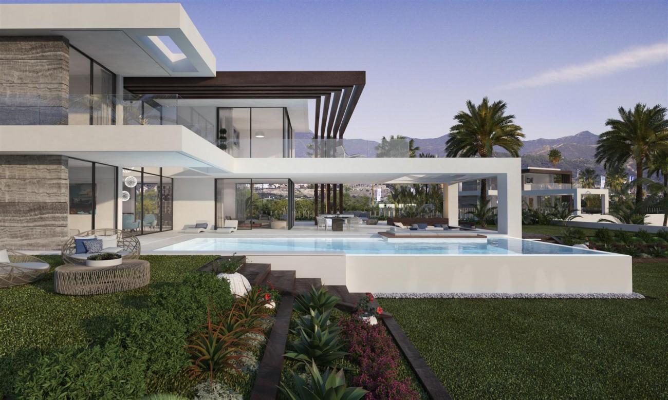 Modern Contemporary Villa development for sale Estepona Spain (5) (Large)