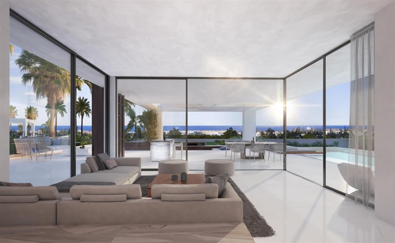 Modern Contemporary Villa development for sale Estepona Spain (8) (Large)