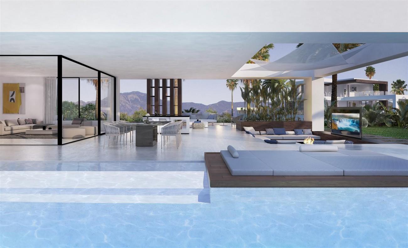 Modern Contemporary Villa development for sale Estepona Spain (10) (Large)