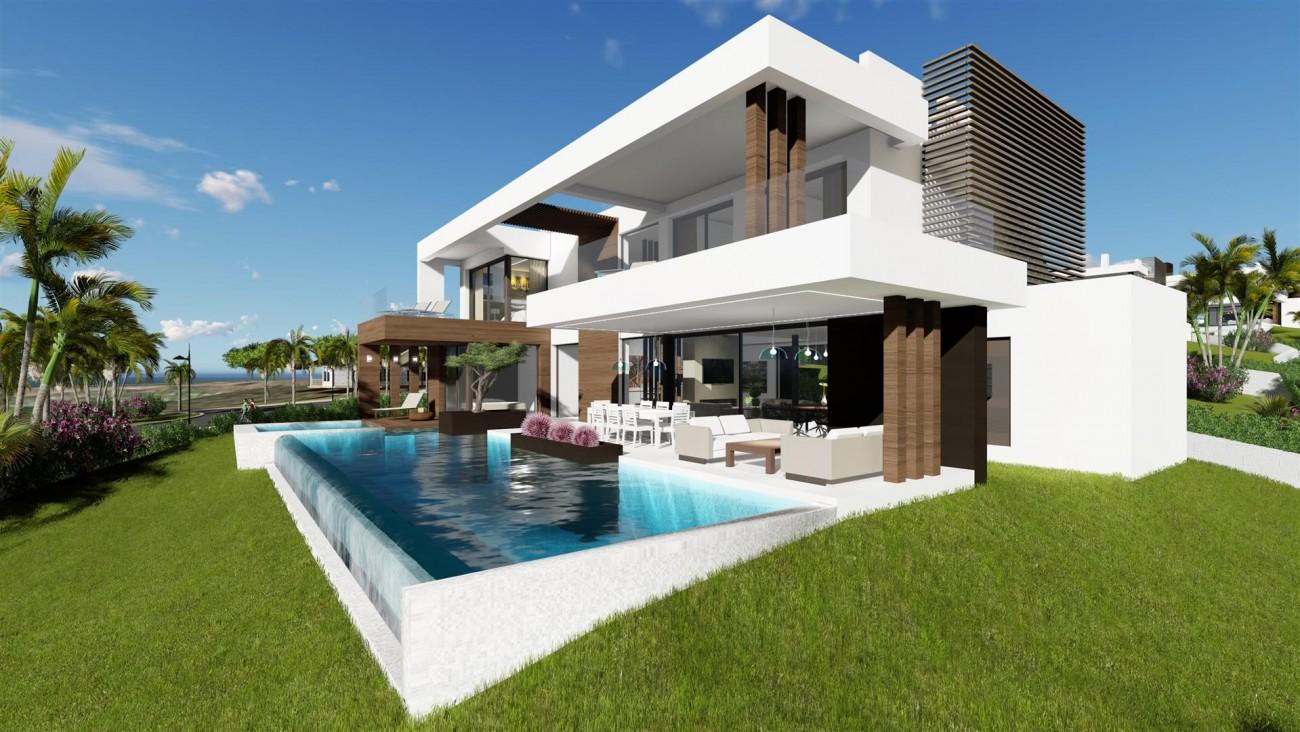 New Contemporary Villa Development Estepona East Spain (2) (Large)