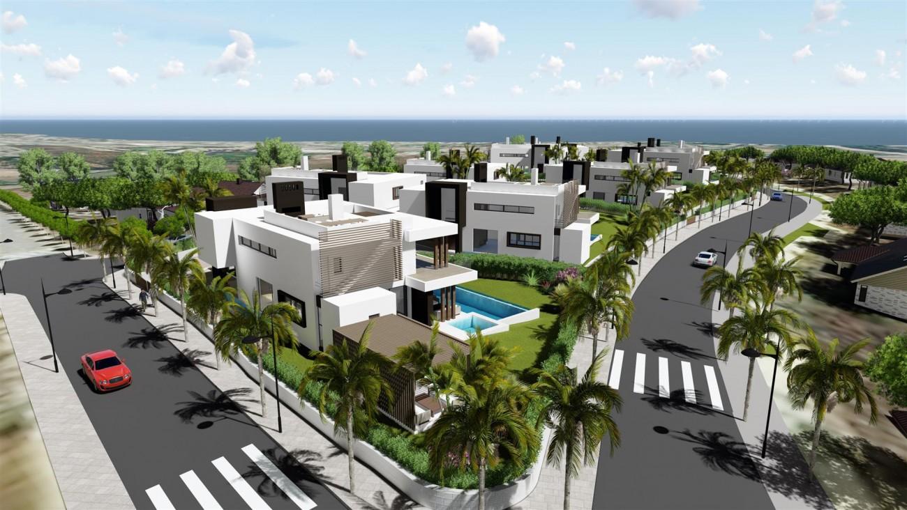 New Contemporary Villa Development Estepona East Spain (3) (Large)