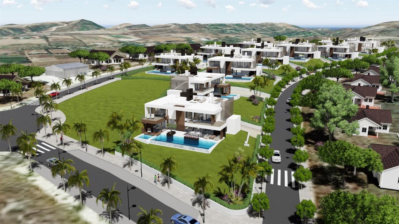 New Contemporary Villa Development Estepona East Spain (4) (Large)