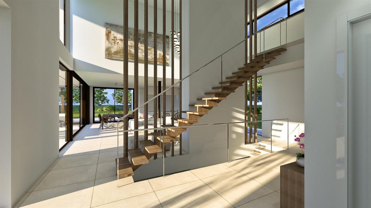 New Contemporary Villa Development Estepona East Spain (5) (Large)