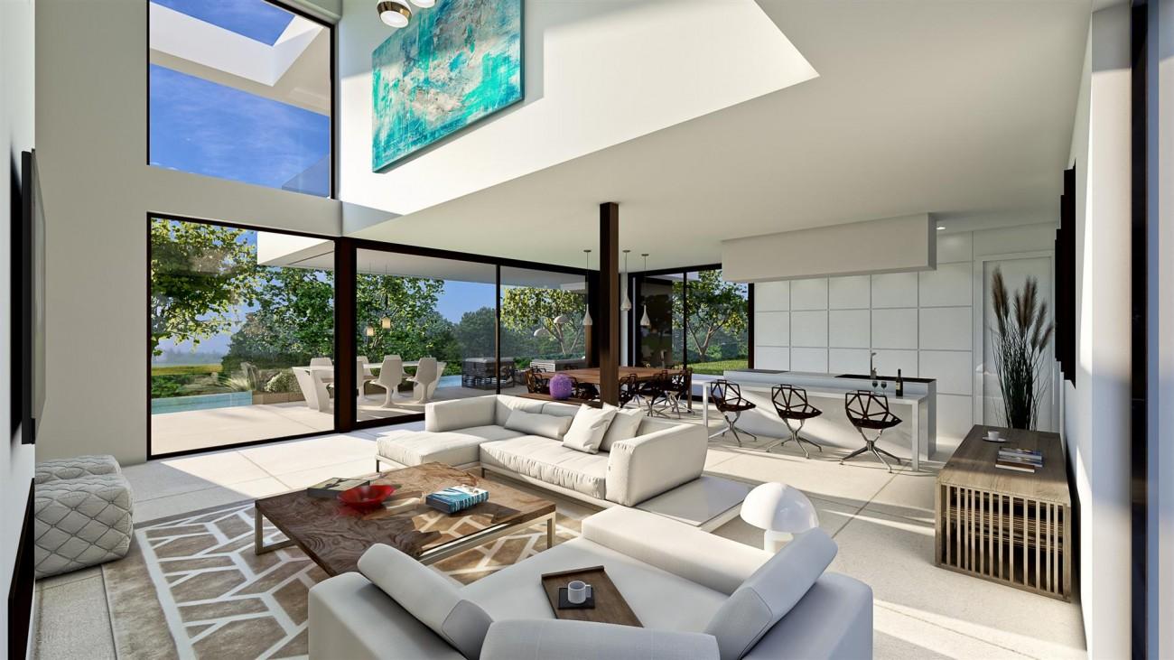 New Contemporary Villa Development Estepona East Spain (6) (Large)