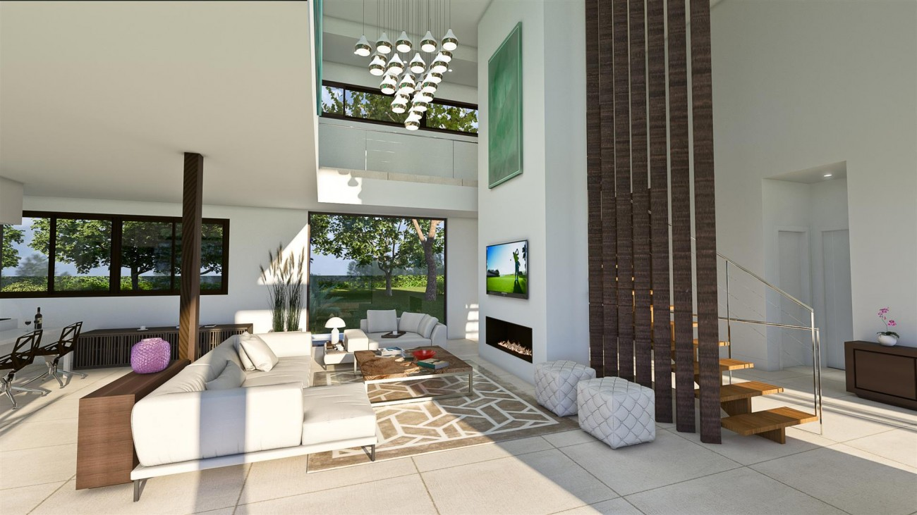 New Contemporary Villa Development Estepona East Spain (7) (Large)