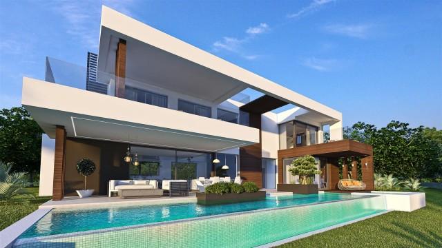New Development for Sale - 1.490.000€ - Estepona, Costa del Sol - Ref: 5890