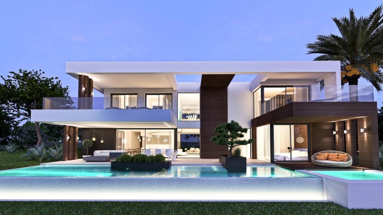 New Contemporary Villa Development Estepona East Spain (11) (Large)