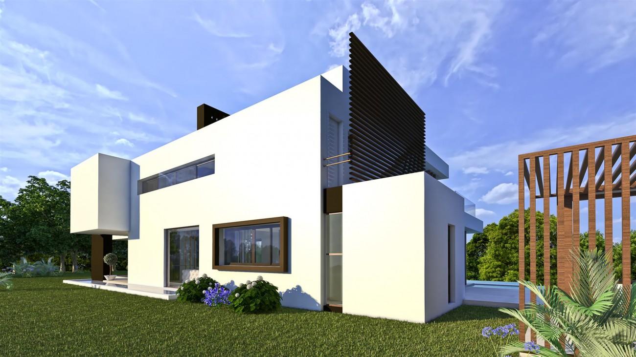 New Contemporary Villa Development Estepona East Spain (14) (Large)