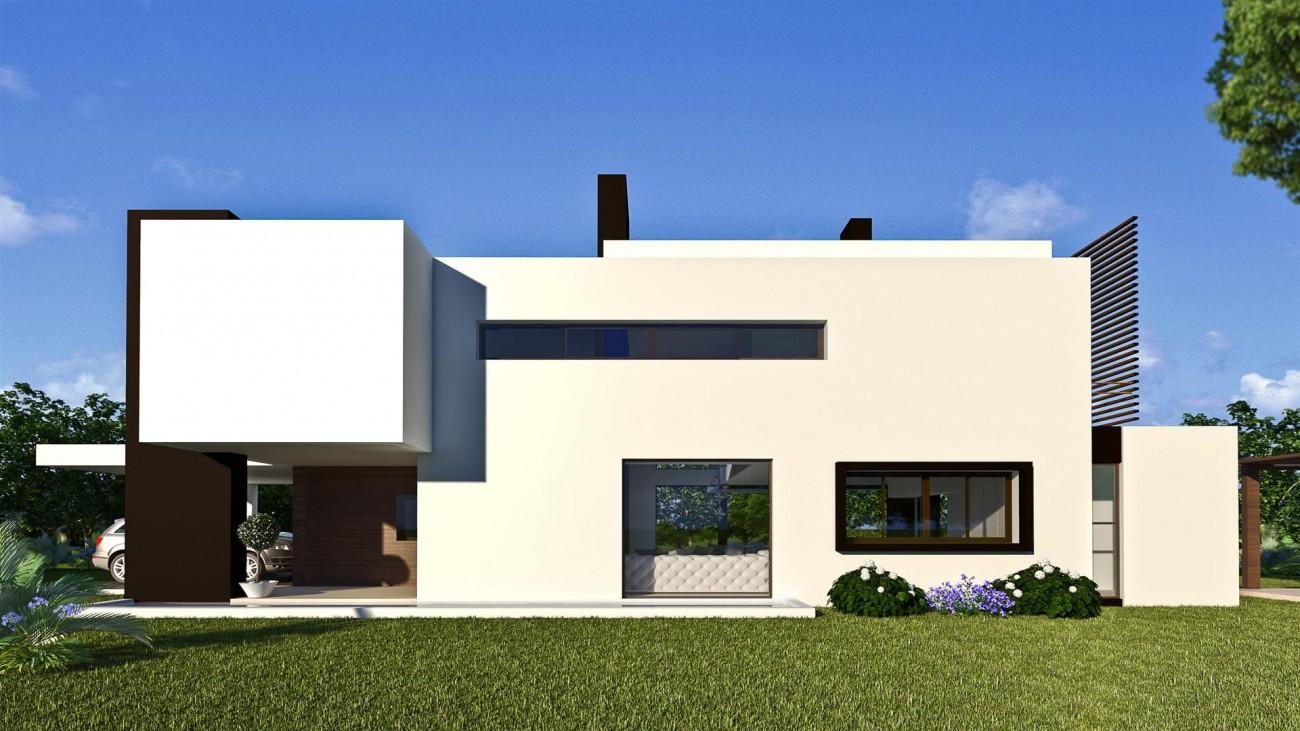 New Contemporary Villa Development Estepona East Spain (15) (Large)