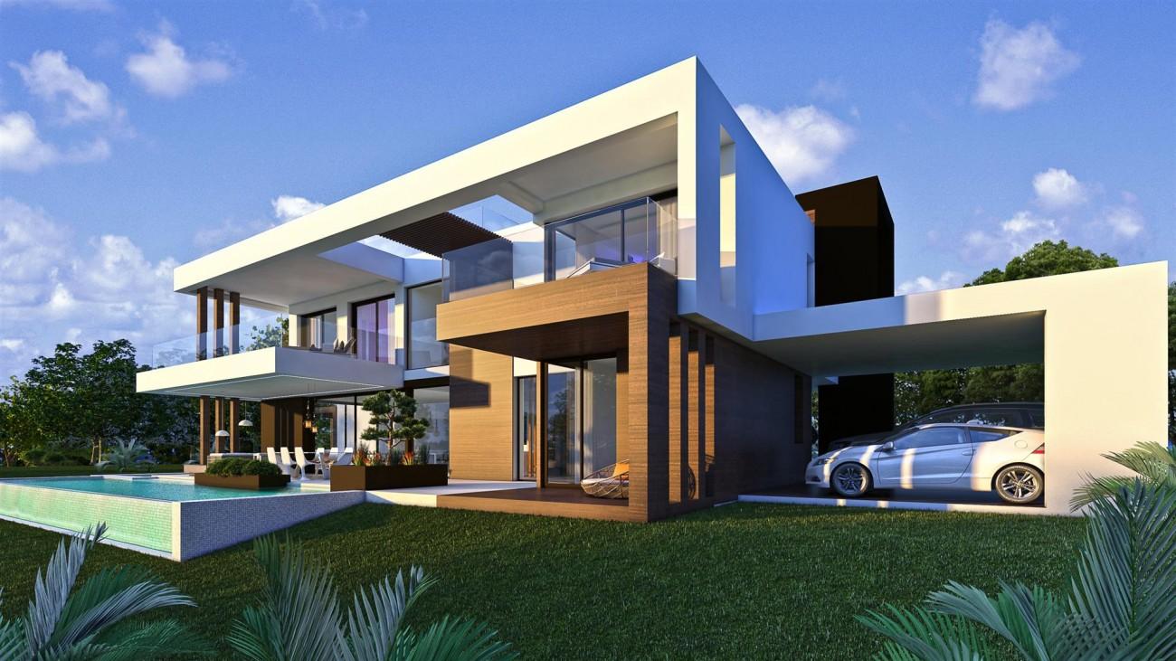 New Contemporary Villa Development Estepona East Spain (16) (Large)