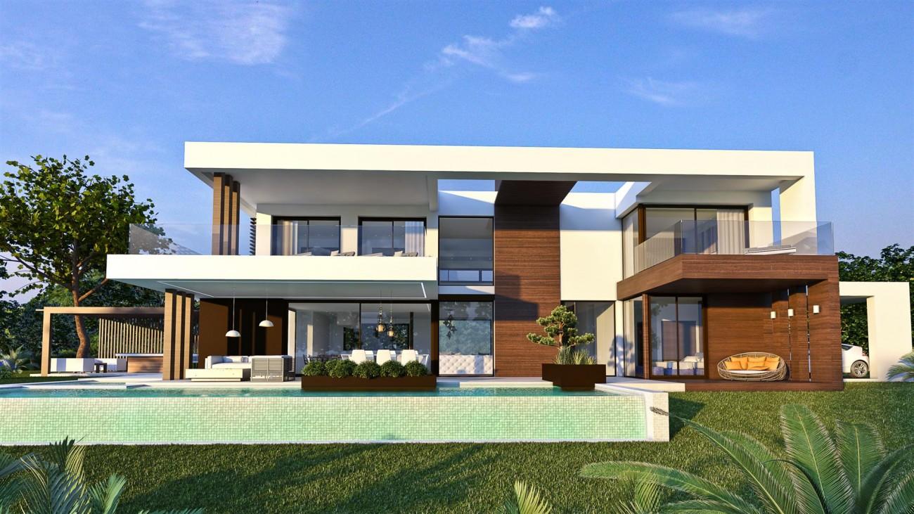 New Contemporary Villa Development Estepona East Spain (18) (Large)