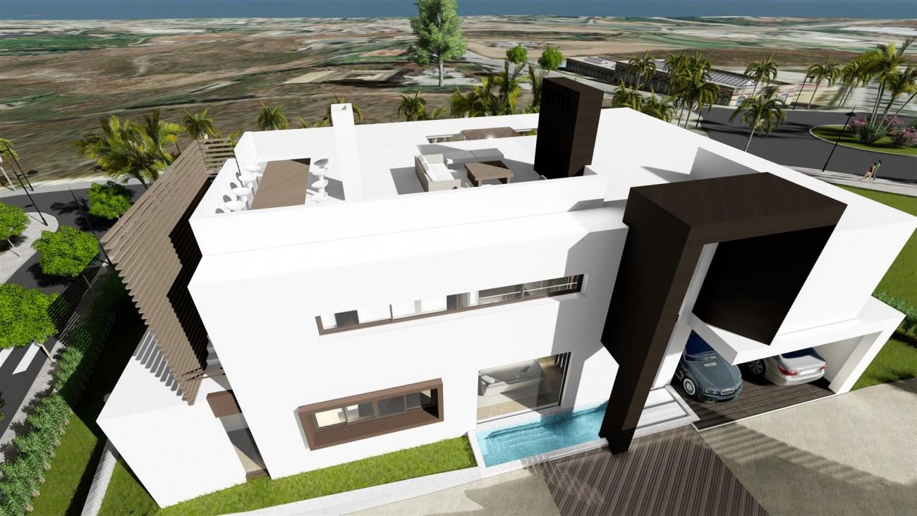 New Contemporary Villa Development Estepona East Spain (19) (Large)