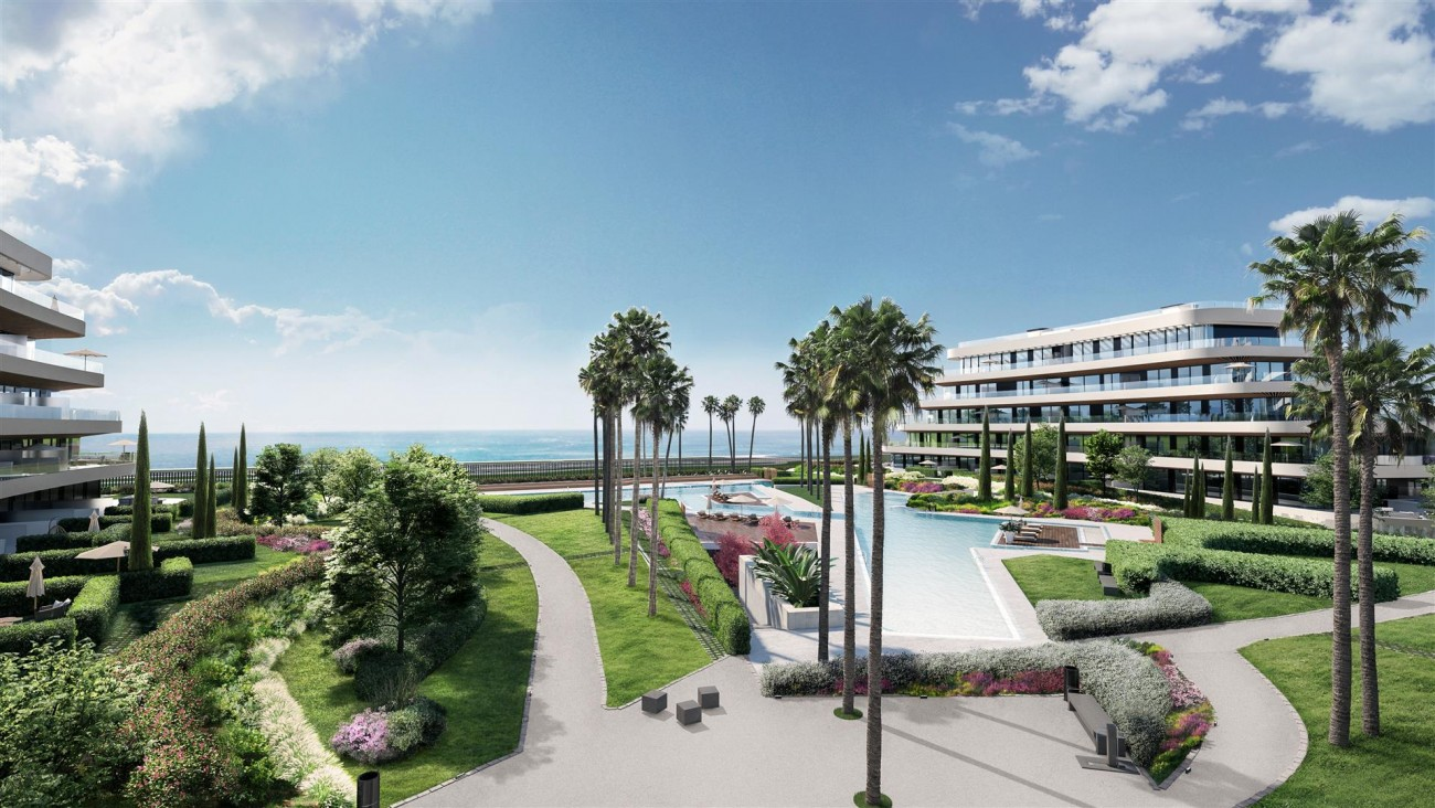 Beach Front apartments for sale Malaga Spain (8) (Large)