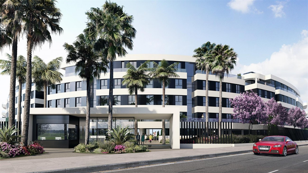 Beach Front apartments for sale Malaga Spain (10) (Large)