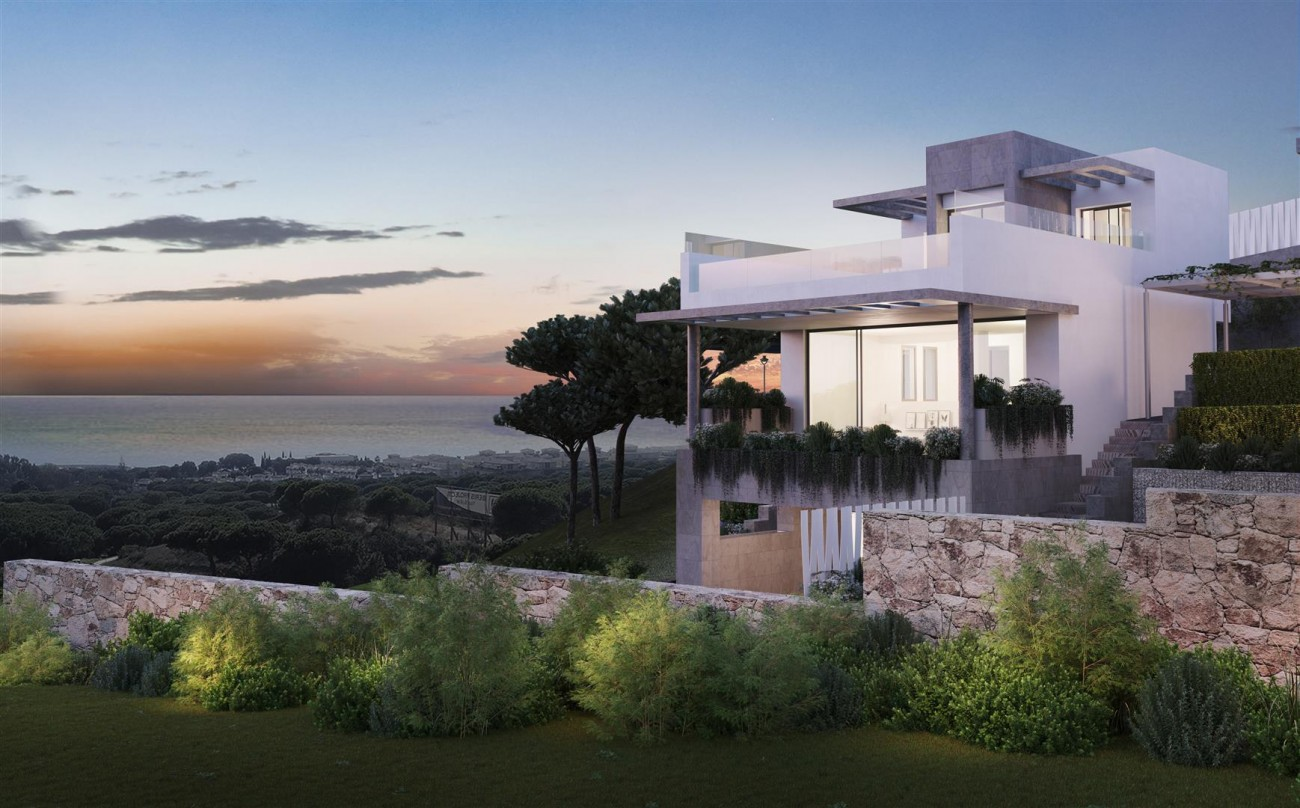 Modern townhouses for sale Marbella Spain (3) (Large)