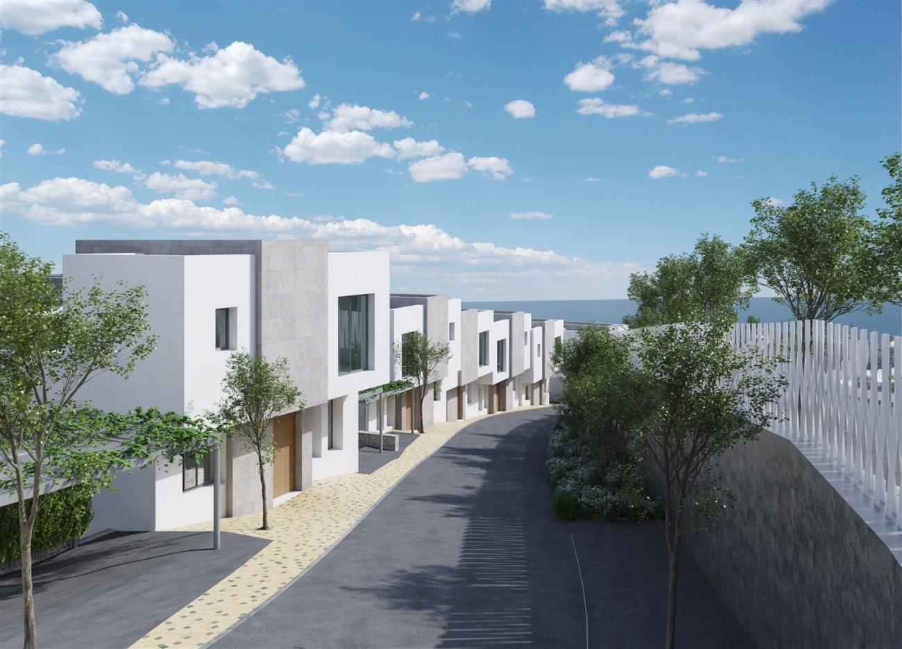 Modern townhouses for sale Marbella Spain (4) (Large)