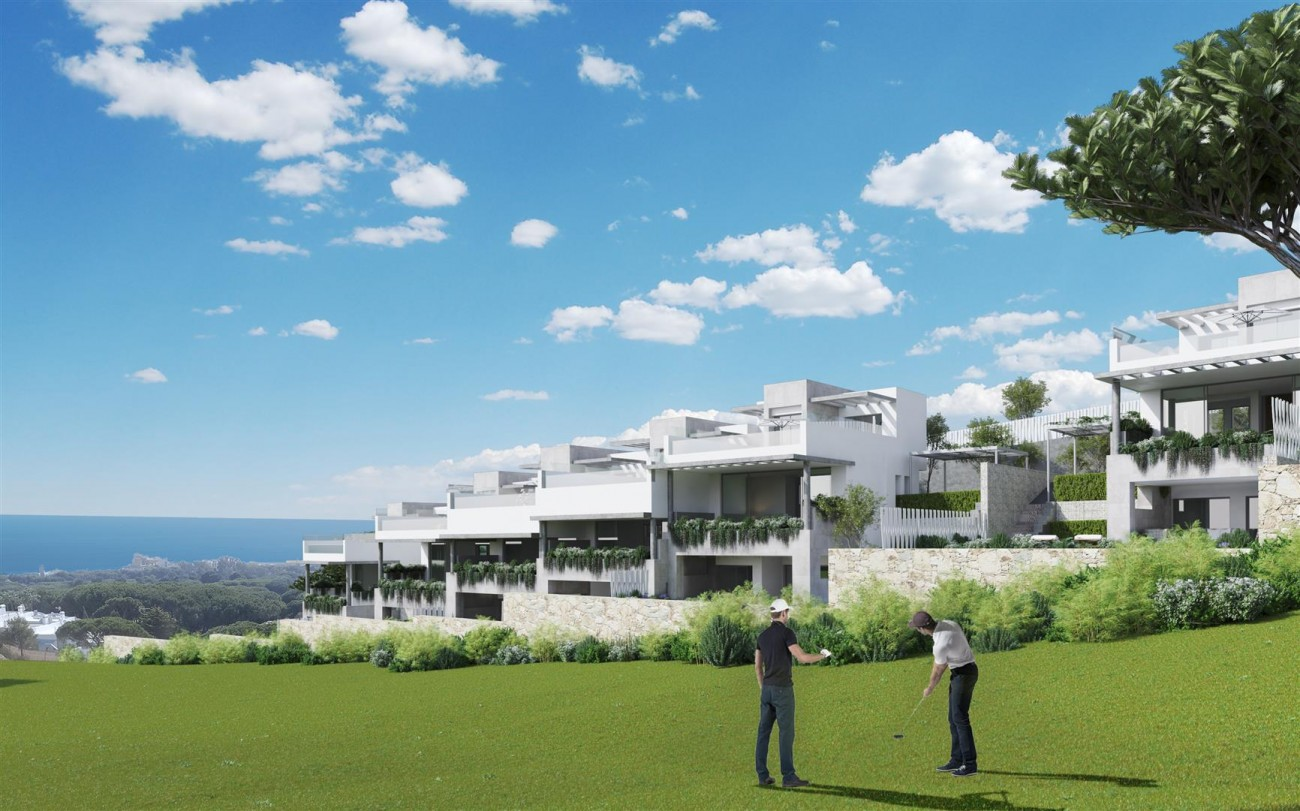 Modern townhouses for sale Marbella Spain (5) (Large)
