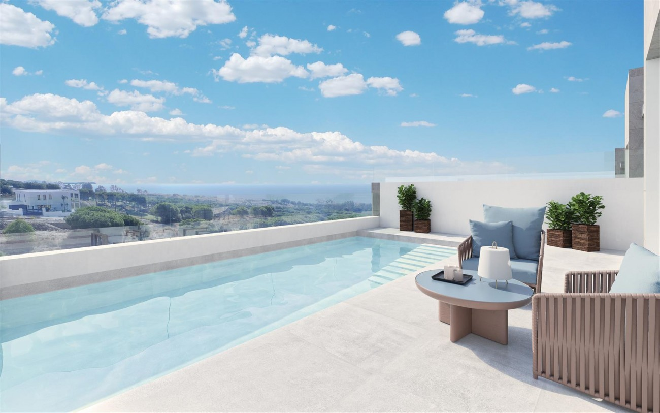 Modern townhouses for sale Marbella Spain (7) (Large)