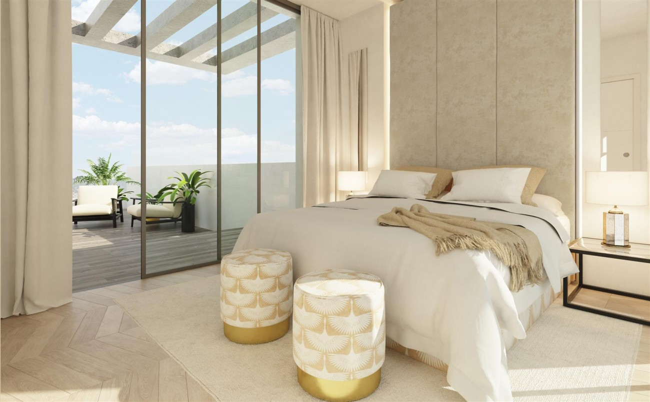 Modern townhouses for sale Marbella Spain (9) (Large)