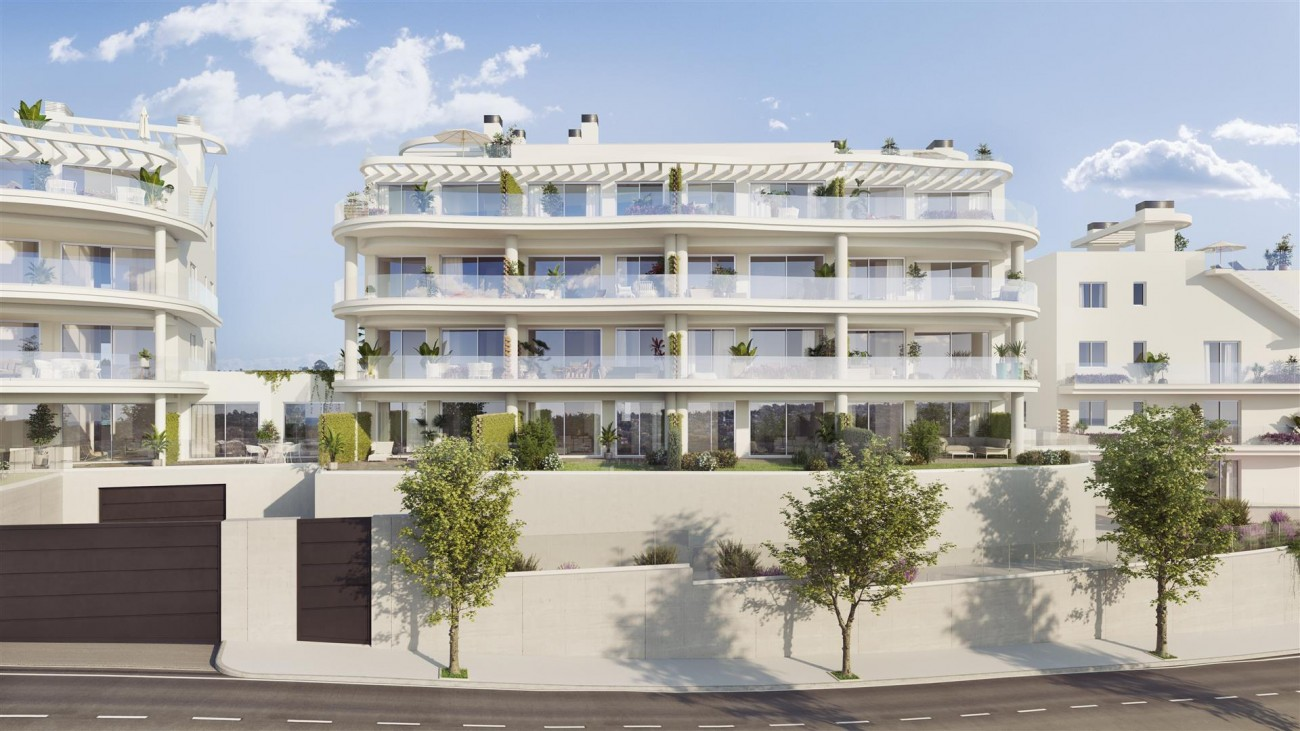 Contemporary Apartments for sale Fuengirola Spain (2) (Large)