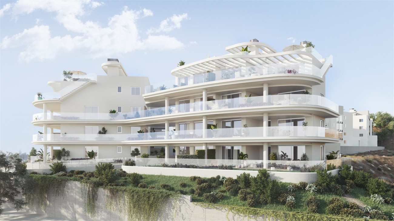 Contemporary Apartments for sale Fuengirola Spain (3) (Large)