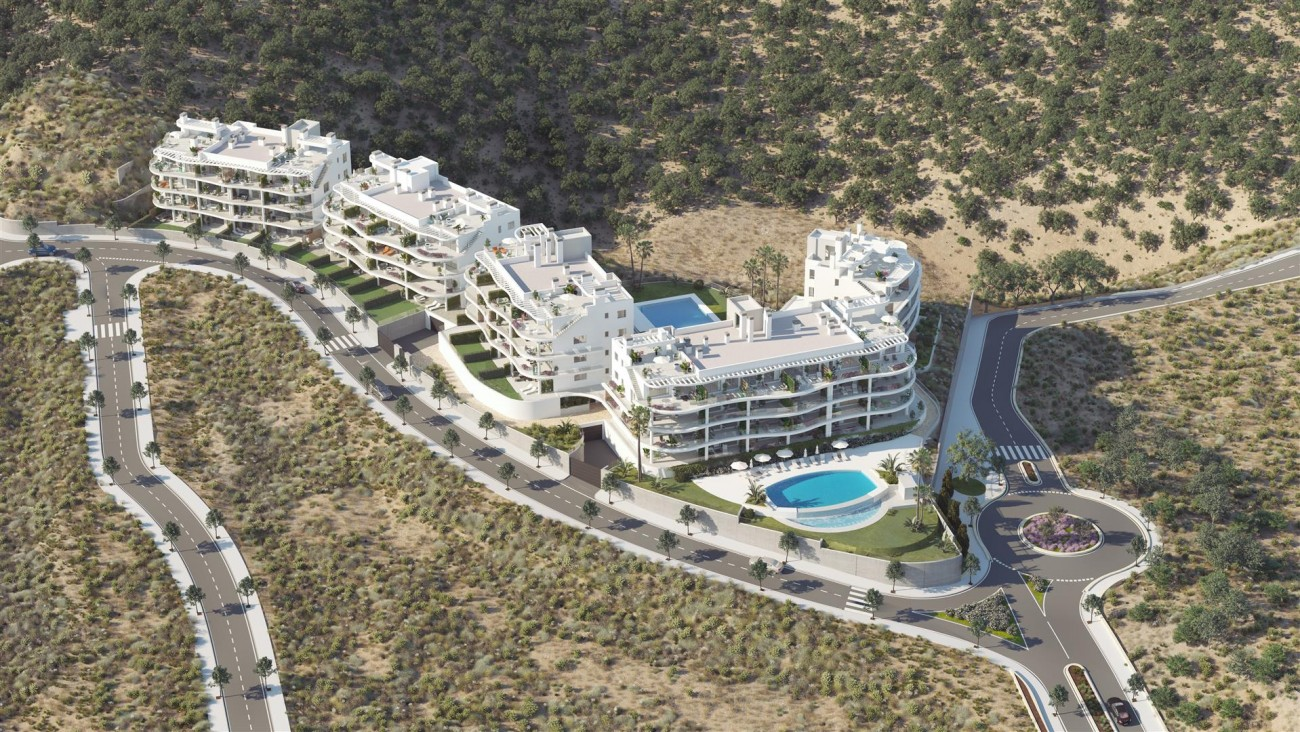 Contemporary Apartments for sale Fuengirola Spain (4) (Large)