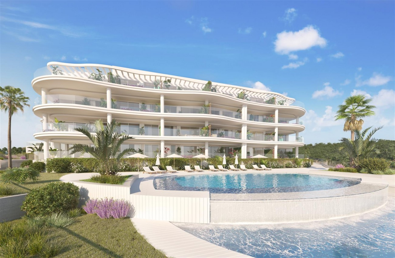 Contemporary Apartments for sale Fuengirola Spain (5) (Large)