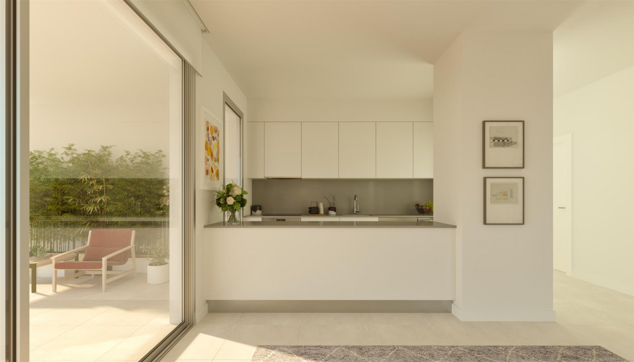 Contemporary Apartments for sale Fuengirola Spain (11) (Large)