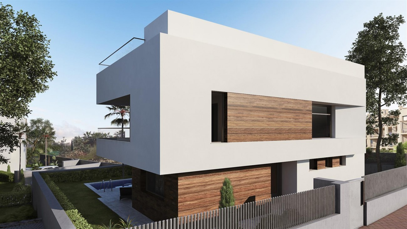 Contemporary Villas for sale Estepona Spain (3) (Large)