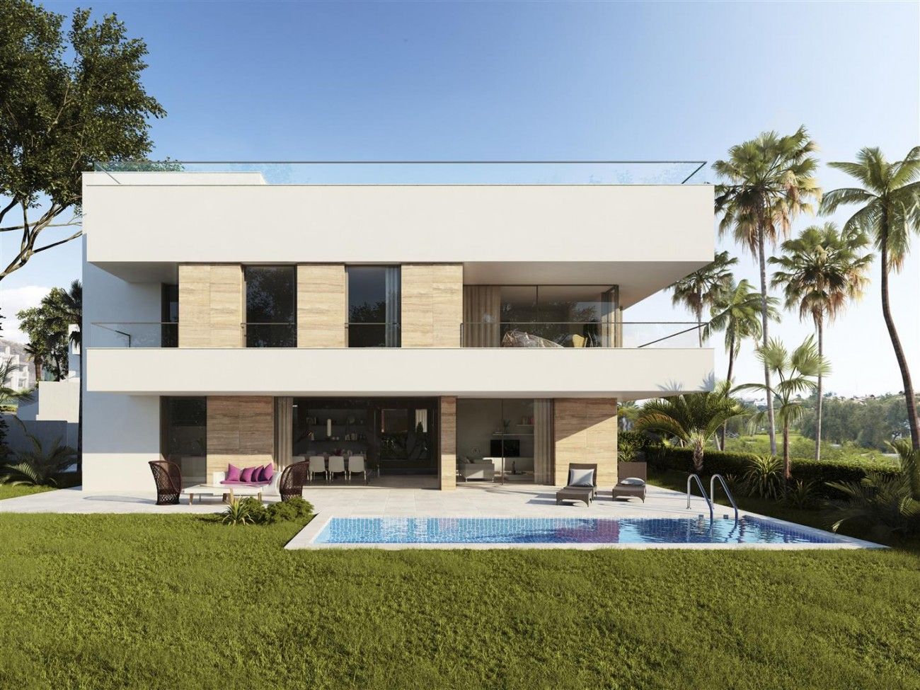 Contemporary Villas for sale Estepona Spain (6) (Large)