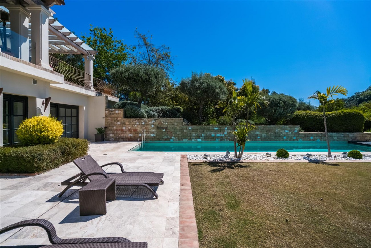 Villa for sale La Zagaleta Benahavis Spain (26) (Large)