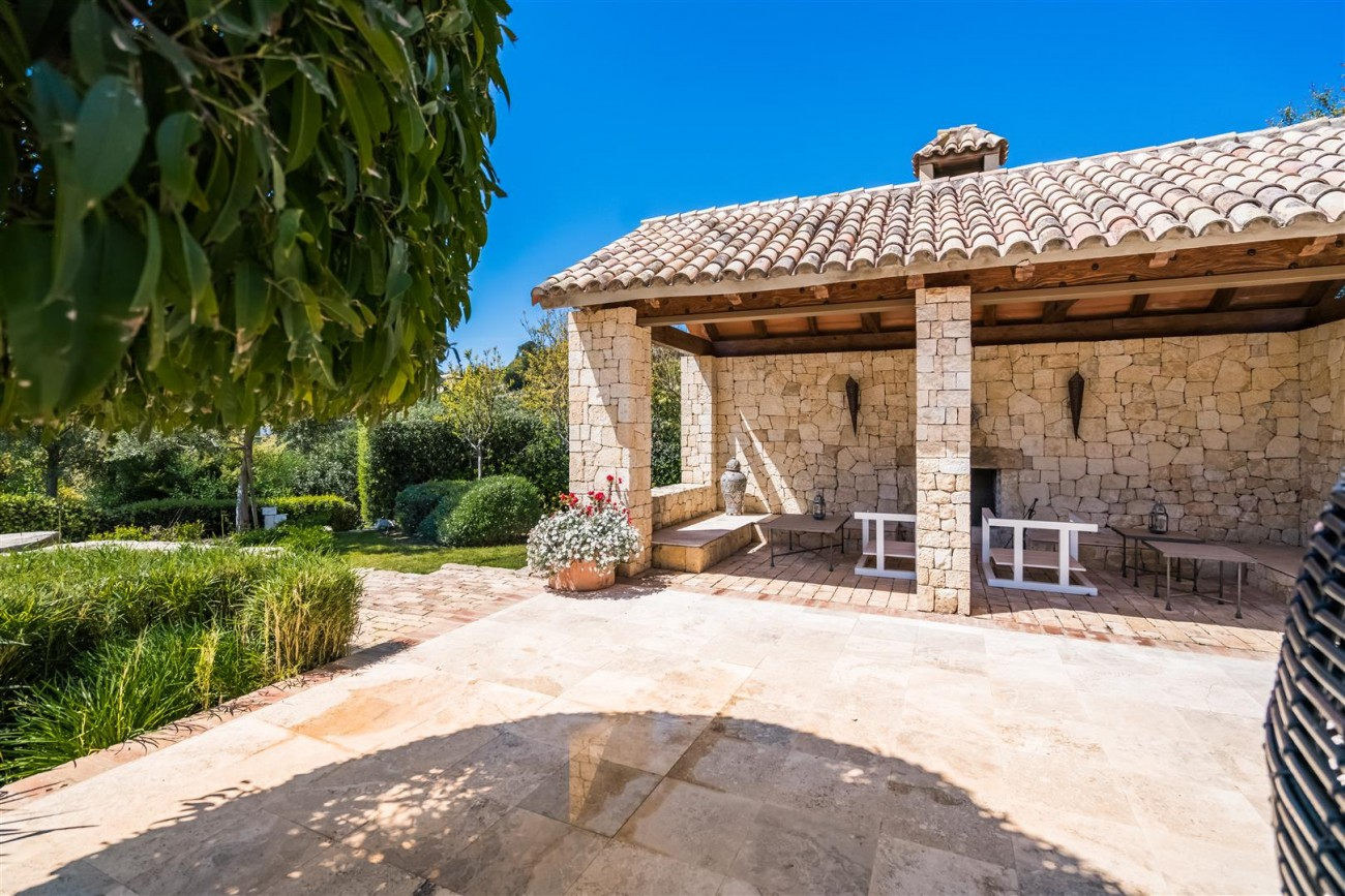 Villa for sale La Zagaleta Benahavis Spain (29) (Large)