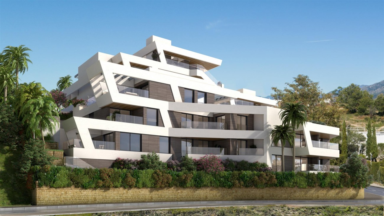 New Contemporary Apartments for sale Marbella East (1) (Large)