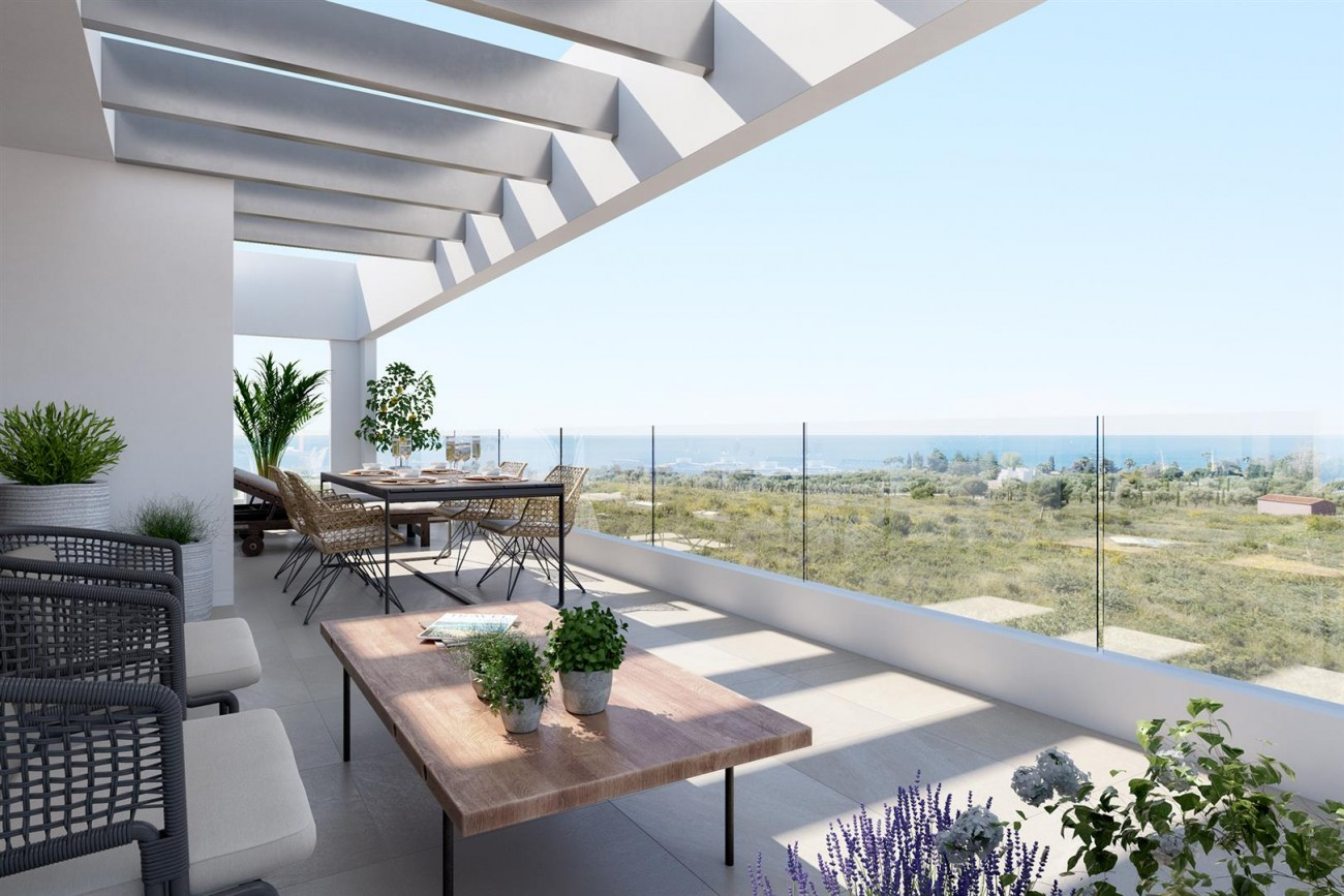 New Contemporary Apartments for sale Marbella East (6) (Large)