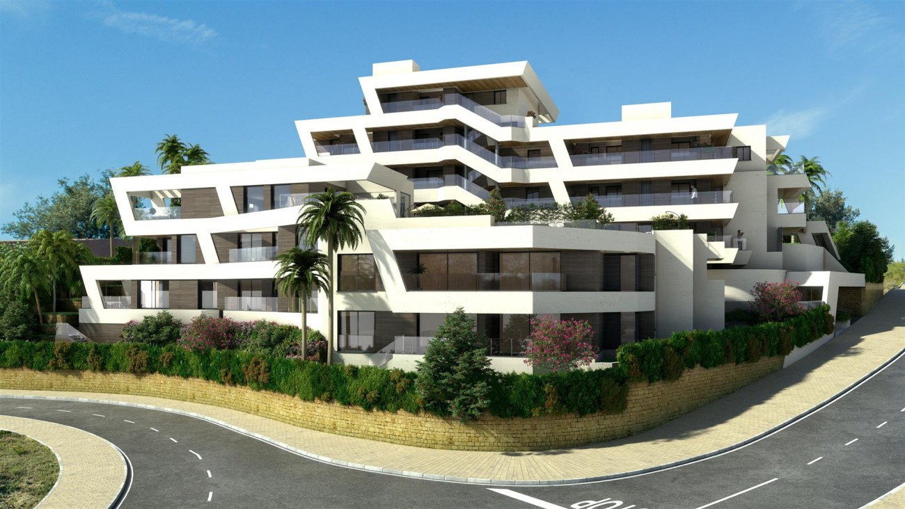 New Contemporary Apartments for sale Marbella East (7) (Large)
