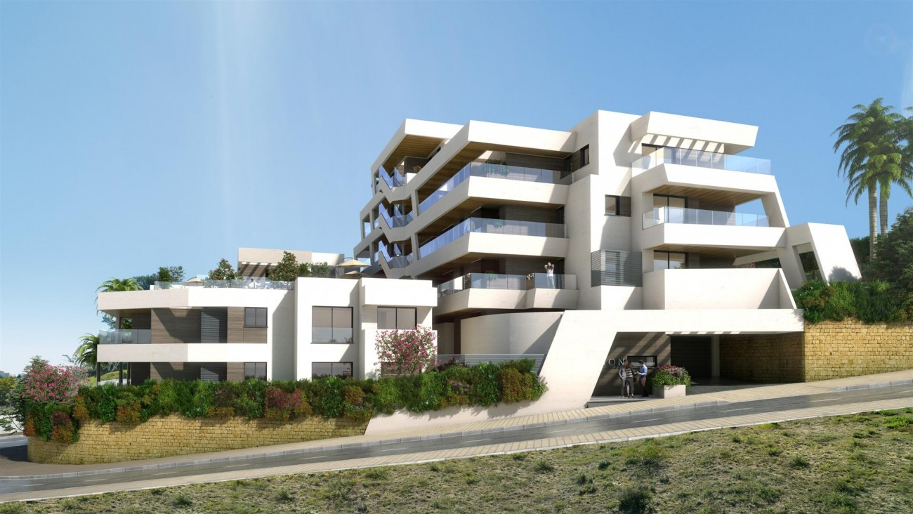 New Contemporary Apartments for sale Marbella East (8) (Large)