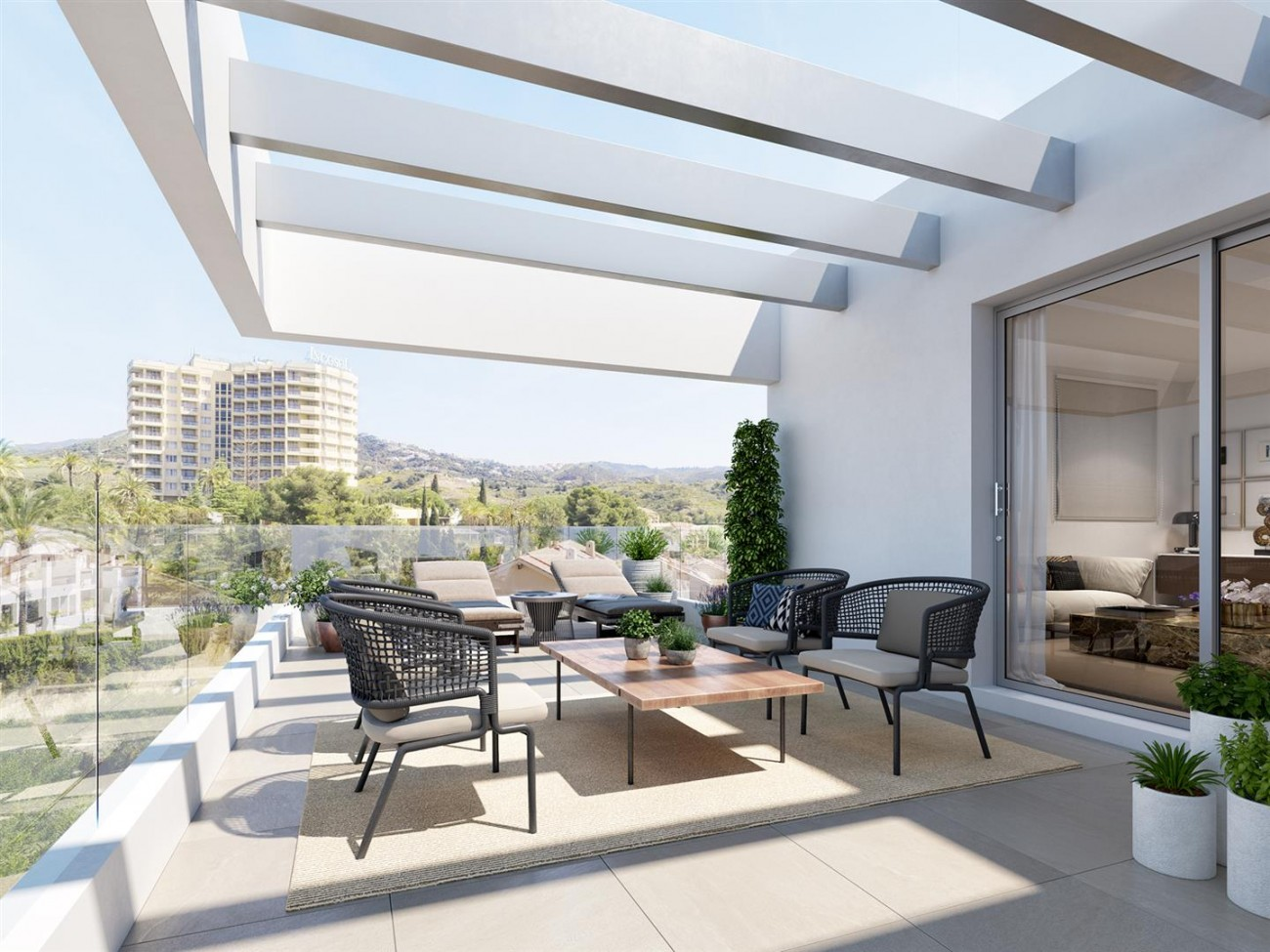 New Contemporary Apartments for sale Marbella East (11) (Large)