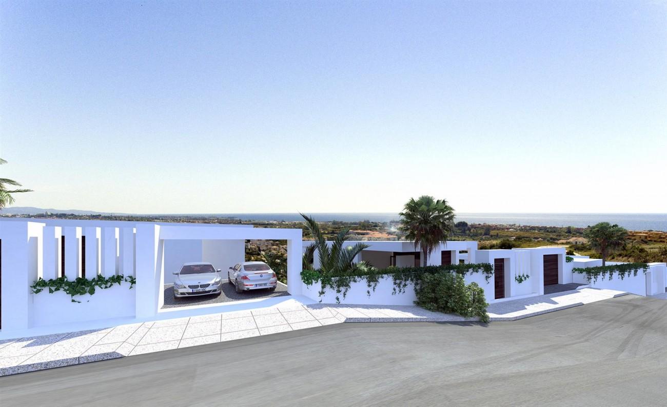 Contemporary Villas for sale Estepona Spain (2) (Large)