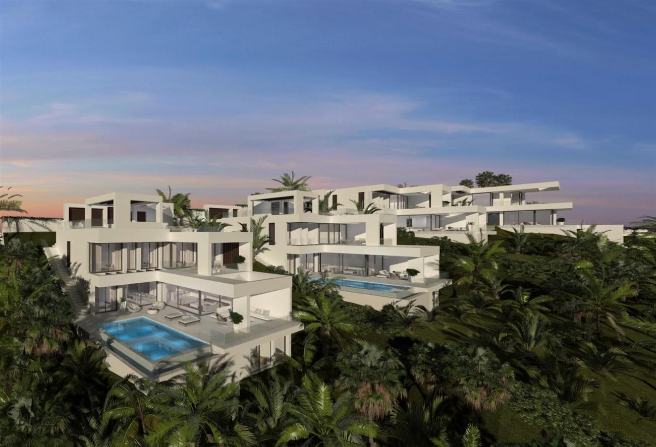 Contemporary Villas for sale Estepona Spain (4) (Large)