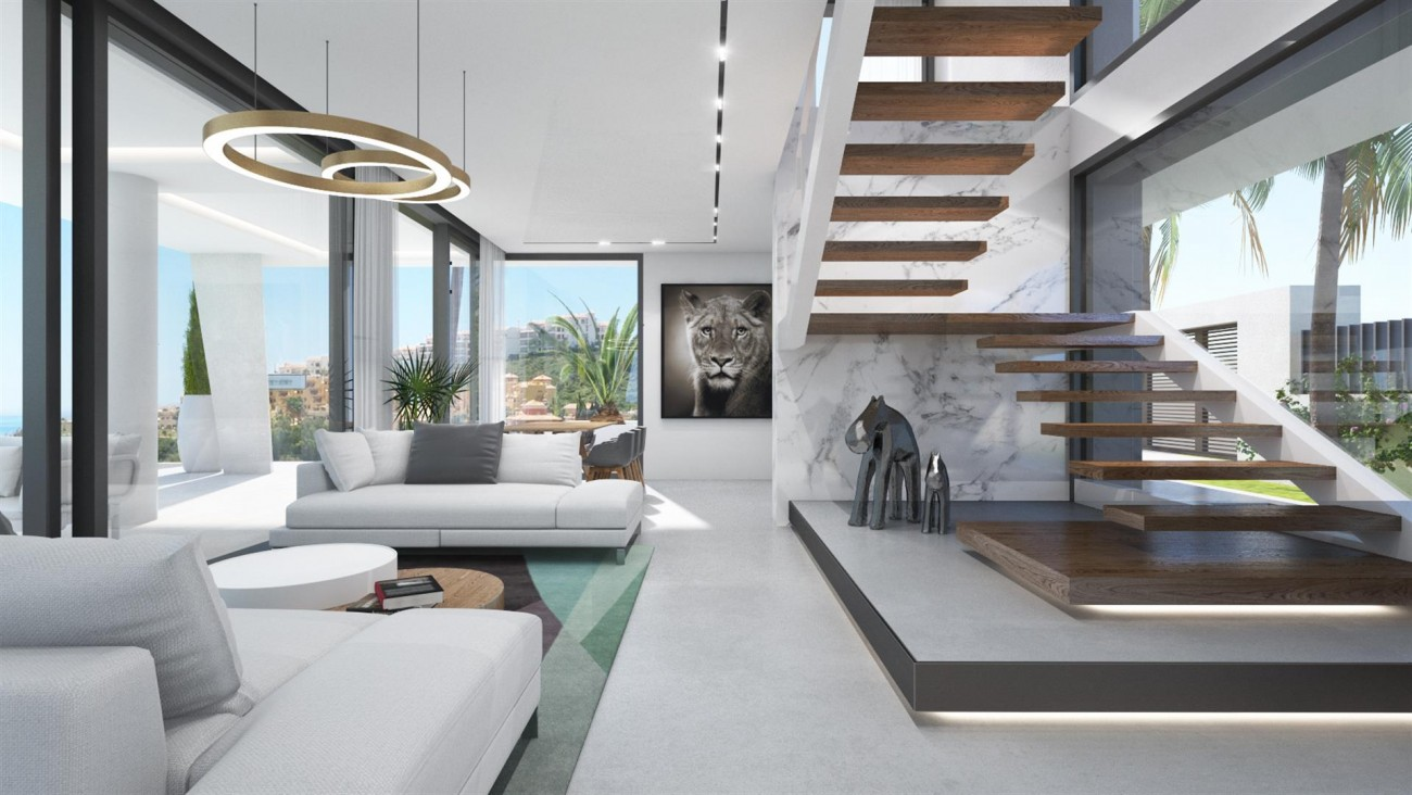 Contemporary Villas for sale In Manilva Spain (3) (Large)