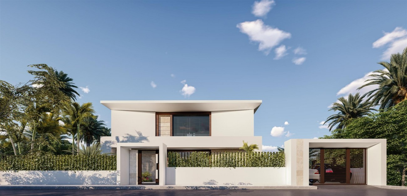 Contemporary Villas for sale In Manilva Spain (4) (Large)