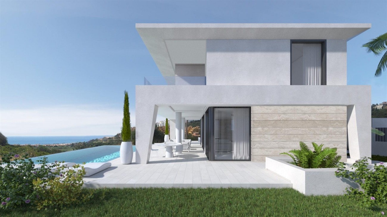 Contemporary Villas for sale In Manilva Spain (6) (Large)
