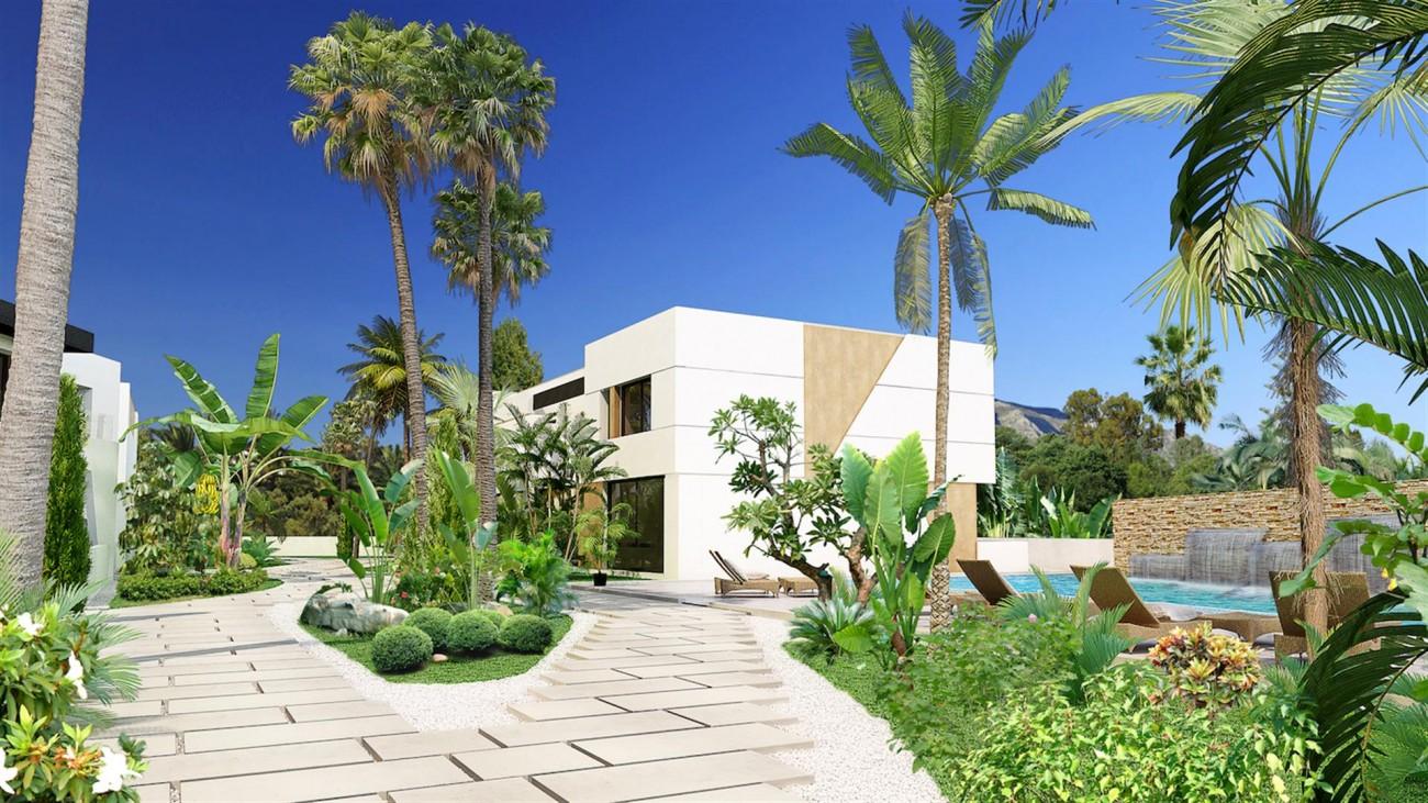 New Development Townhouses Marbella Spain (9) (Large)