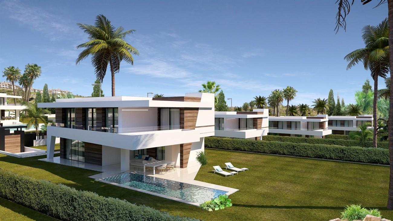 New Contemporary Villas for Sale Estepona Spain (1) (Large)